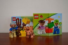 Lego Duplo Town Farm Set 5643-1 Little Piggy