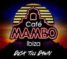 Cafe Mambo Ibiza - Dusk Till Dawn - Various (NEW 2CD)