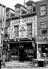 Pawn Shop, New York City - 1920s - Historic Photo Print
