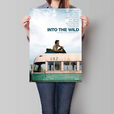 Into the Wild Poster 2007 Movie Emile Hirsch 16.6 x 23.4 in (A2)