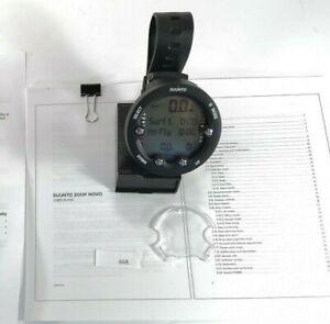 Suunto Zoop Novo Muñeca Submarinismo Buceo Ordenador Aire, Nitrox De W Manual &