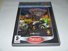 RATCHET & CLANK 3 for PS2 (PAL) COMPLETE!