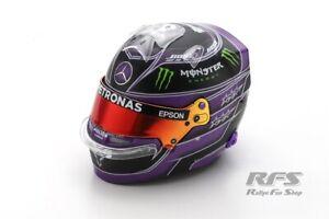 Helm Helmet Bell Lewis Hamilton 7 Times World Champion 2020 1:5 Spark 5HF053 NEU
