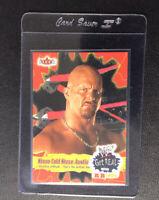 Stone Cold Steve Austin *Rare WWF 2001 Fleer KB Toys Exclusive card *PSA ready