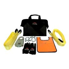 Jeep Wrangler Winch Recovery Kit  Heavy Duty Off Road RT33013 RT Offroad