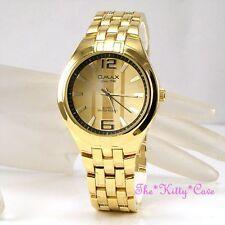 Sportliche vergoldete Armbanduhren für Herren