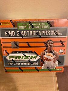 2020-21 Panini Prizm WNBA Basketball Hobby Box Factory Sealed WNBA 2020-2021