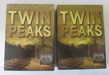 COFANETTO Twin Peaks Gold BOX Serie COMPLETA 10 DVD ITALIANO SPESE GRATIS
