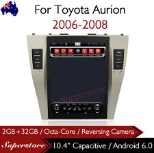 """12.1"""" Android PX3 Car Multimedia Player Navi GPS For Toyota Aurion 2006-2011"""
