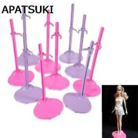 5pcs/lot Doll Toy Stand Support for 1/6 Dolls Prop Up Mannequin Model Display