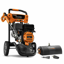 Generac SPEEDWASH 3200 PSI (Gas - Cold Water) Pressure Washer w/ Turbo Nozzle...