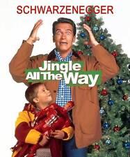 JINGLE ALL THE WAY Movie POSTER 27x40 C Arnold Schwarzenegger Phil Hartman