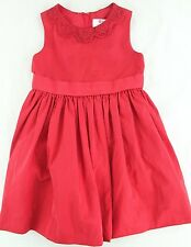 JASON WU Girls Red Christmas Holiday Dress Size 4T Target Neiman Marcus