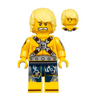 NEW LEGO Chainsaw Dave FROM SET 70840 THE LEGO MOVIE 2 (tlm131)