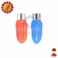 AO Silikondiffusor Blau Rot Shisha Wasserpfeife