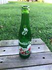 1965 Mountain Dew Hillbilly Soda Bottle 8 oz Great Condition