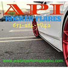 08-10 Subaru/WRX/WRX STI/API Rocker Flares/Side Skirts/Diffuser/Lip/Extensions