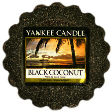 YANKEE CANDLE cialda Wax melt Black Coconut durata 8 ore