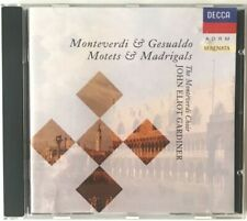 Monteverdi & Gesualdo - Motets & Madrigals - CD