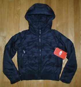 The North Face Girls Winter Jacket Black Mashup 5 6 NWT $130