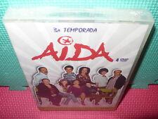 AIDA - 3 TEMPORADA COMPLETA - NUEVA -  dvd