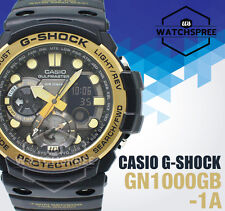 Casio G-Shock Gulfmaster Master of G Series Watch GN1000GB-1A