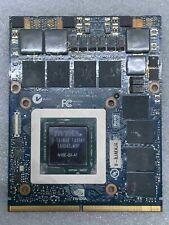 For Dell Alienware 17 18 Video Graphics Card GPU G6RM3 Nvidia GTX 980M 8GB