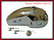 Benelli Mojave Cafe Racer 260 360 Chrome Petrol Fuel Tank With Cap & Tap