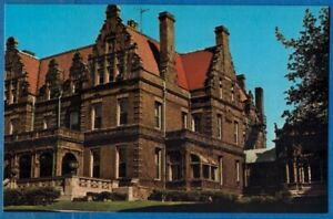 The Captain Frederick Pabst Mansion, Famous Brewer, Milwaukee, Wisconsin