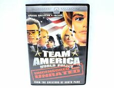 Team America World Police DVD - Unrated