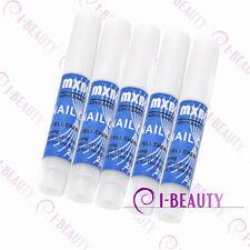 5 x 2g Strong Nail Glue False Nails Acrylic INT0045