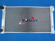 2 core Aluminum radiator for VW GOLF MK1 MK2 GTI/SCIROCCO 1.6 1.8 8V manual
