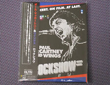 "PAUL McCARTNEY & WINGS ""ROCKSHOW""  JAPAN BLU-RAY *SEALED*"
