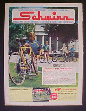 1971 Schwinn PEA~PICKER STING~RAY Bicycles~America's Greatest Bike Buy Paper AD