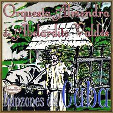 ABELARDITO VALDES Y LA ORQUESTA ALMENDRA CD Vintage Perlas Cubanas #224 / Danzon