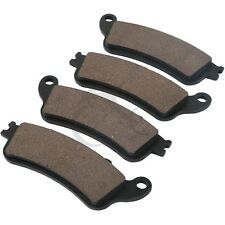 4Pcs Front & Rear Disc Brake Pads For HONDA XL1000V VARADERO 1999-2003 00 01 02
