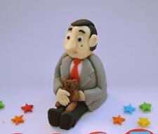 Handmade Edible Mr Bean Style, Cake Topper, Birthday