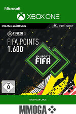 FIFA 20 FUT Points 1600 - Xbox One Version Ultimate Team - 1600 FUT Points Code
