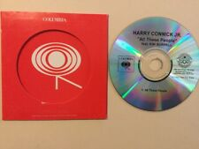 Harry Connick JR: Kim Burrell: All These People: Rare U.S Promo Single CD, 2006: