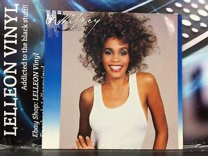 Whitney Houston Whitney LP Album Vinyl Record 208141 A5/B1 Pop 80's