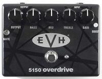MXR Dunlop EVH 5150 Overdrive Pedal Eddie Van Halen ( OPEN BOX )