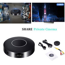 Auto Home Media Player Smart TV Box WiFi Mirror Link Converter HD/AV Dual Output