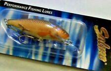 "Salmo Perch 8Dr, Real Roach, Rr, 3-1/8"", Ph8Dr Rr, Deep Diving Lure"