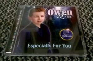 OWEN MAC - ESPECIALLY FOR YOU - 10 TRACK CD ALBUM (Ft MY MOTHER) IRISH COUNTRY