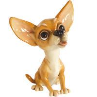 Arora Little Paws PIXIE Chihuahua Dog Figurine | Dog Ornament | FREE P&P