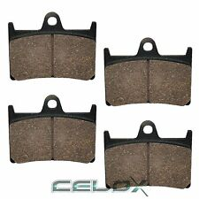 Front Brake Pads For Yamaha R6 YZF-R6 1999 2000 2001 2002 2003 2004 2005-2016