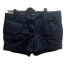 J.crew Navy Shorts Size 16