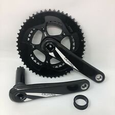 USED SRAM Prime Quarq-Ready BB30 11s Mid-Compact 52/36 172.5mm Force/Red-Level