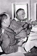 WW2 - Pdt Roosevelt et Amiral Leahy, ambassadeur US auprès de l'Etat français