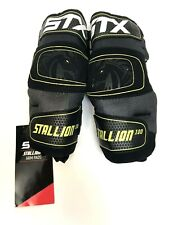 New Stx Stallion 100 Arm Pads Black Sz Xs One Pair Black New with Tags